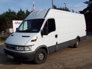 Usługi Transportowe Poznań