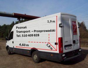 Poznań Taxi Bagażowe