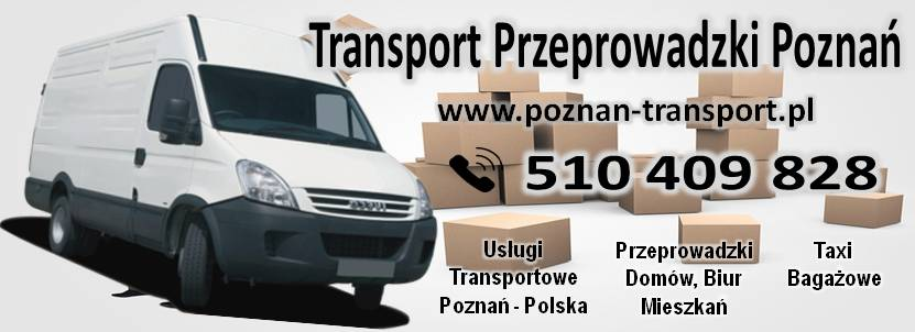 Poznań Transport Mebli