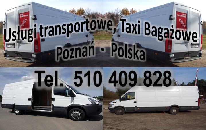 Usługi Poznań Transport