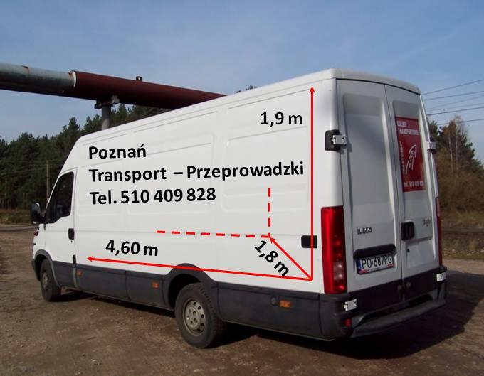 Przeprowadzki Poznań Miasto