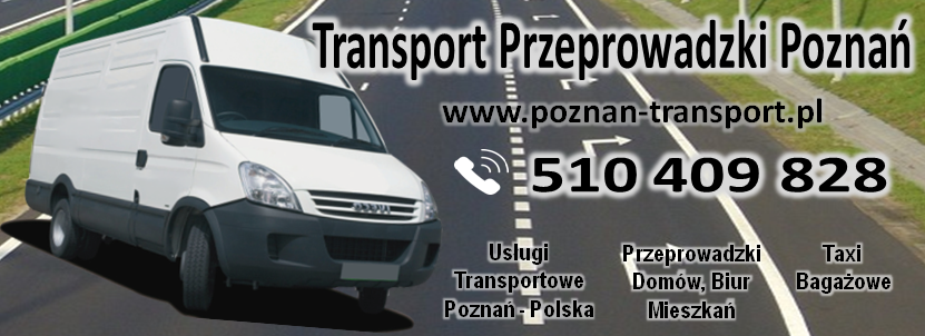 Tani transport Poznań