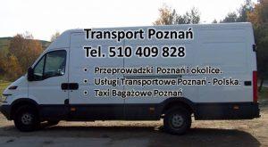 Tani Transport Mebli Poznań