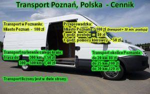Transport Poznań Polska Oferta